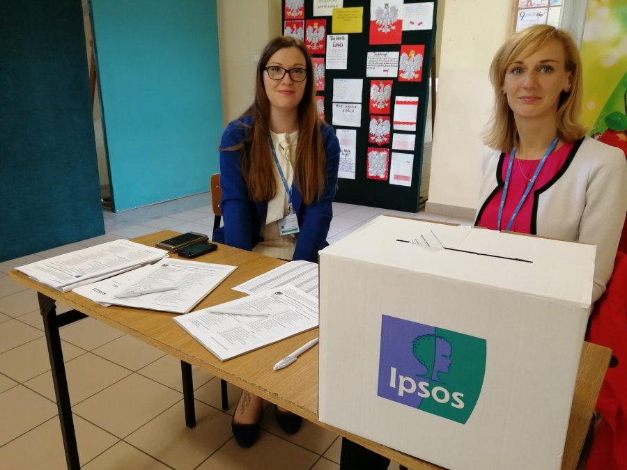 Eurowybory. IPSOS prowadzi dziś badanie exit poll także w Trzebini