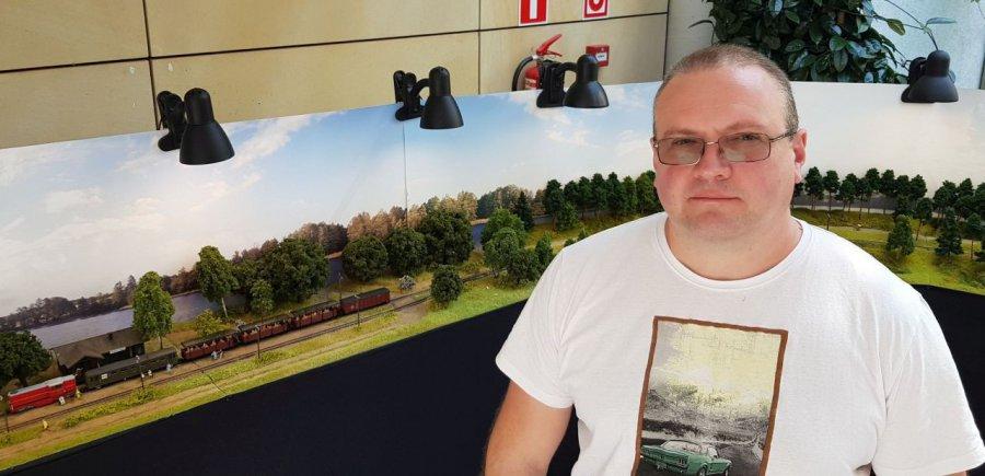 Pociągi w miniaturze zachwyciły zwiedzających (WIDEO)