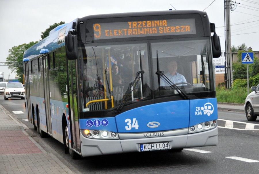 Ważne zmiany w rozkładach jazdy autobusów