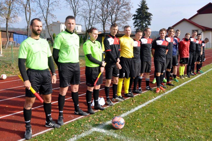 Zespół piłkarski nie pojedzie na mecz do Libiąża