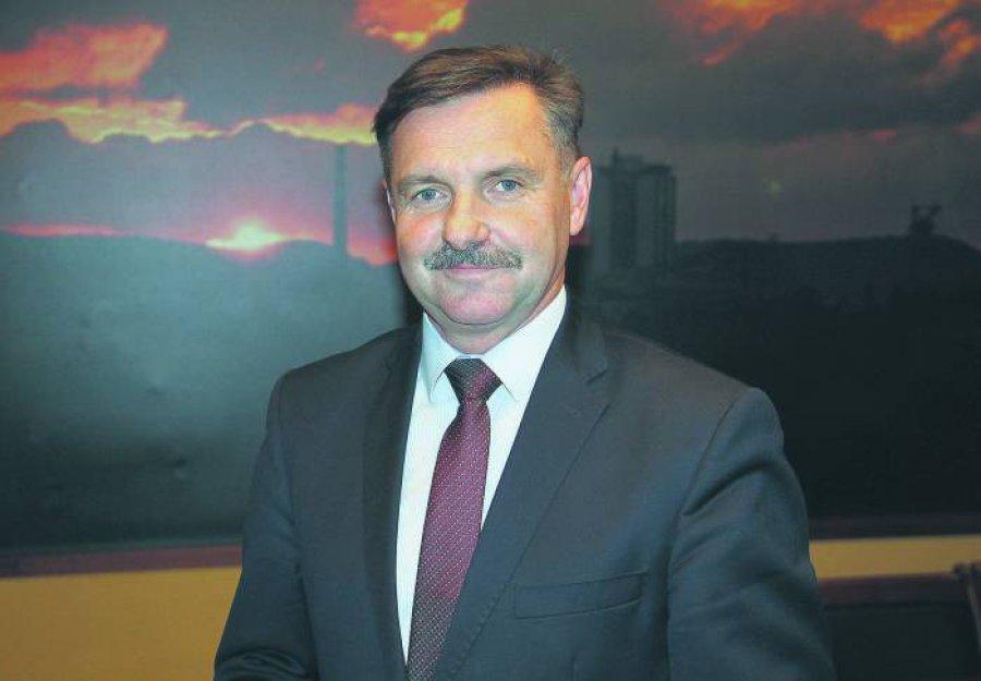 Burmistrz pyta o przyszłość ZG Janina
