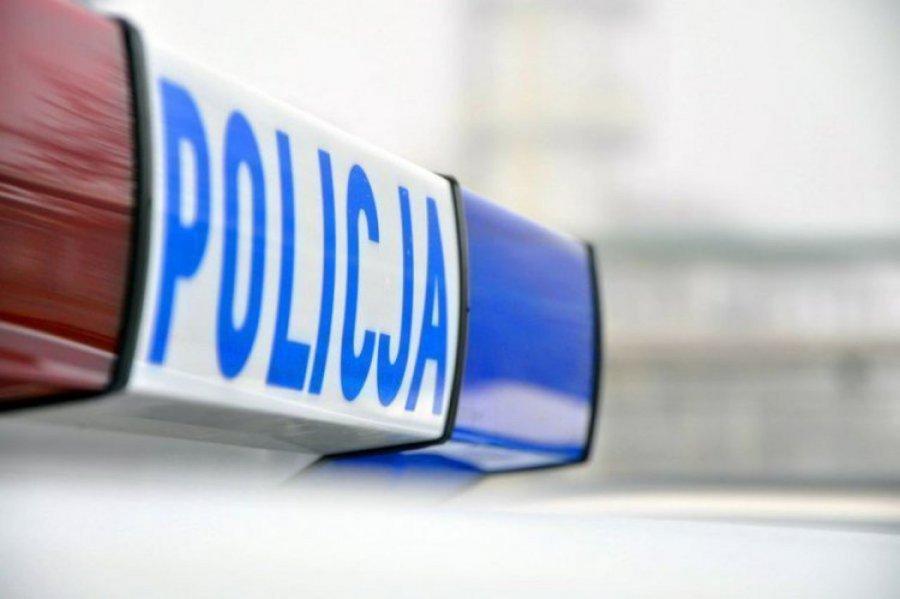 Policjanci uratowali staruszkę