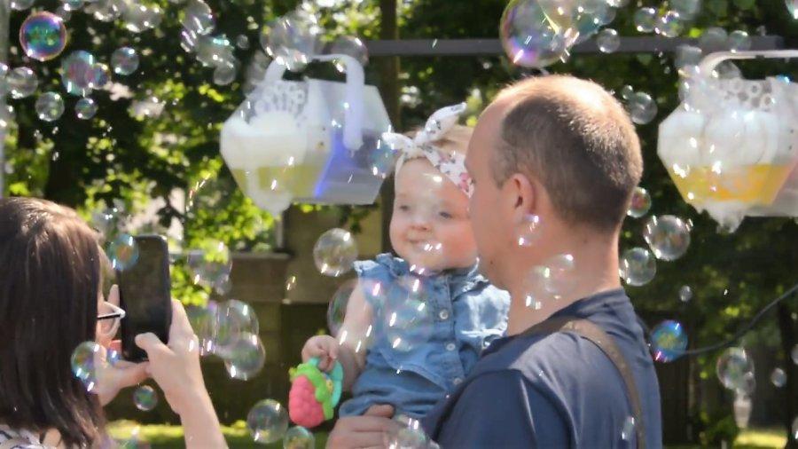 Bubble day w Chrzanowie