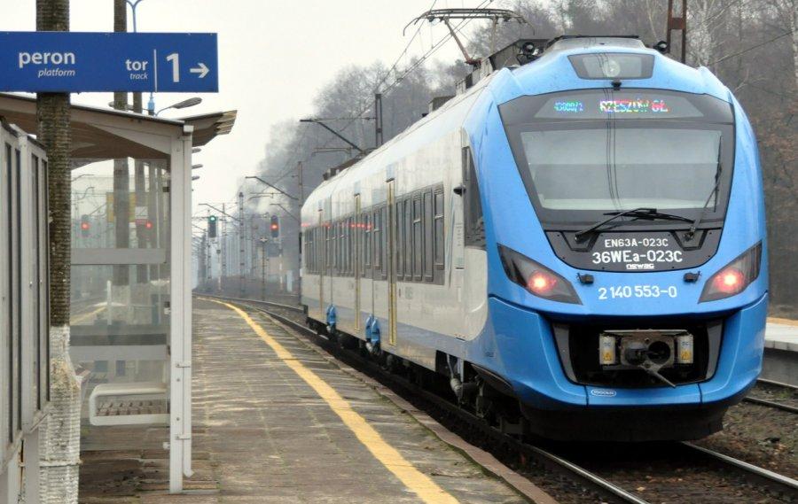 Uwaga - zmienił się rozkład jazdy pociągów