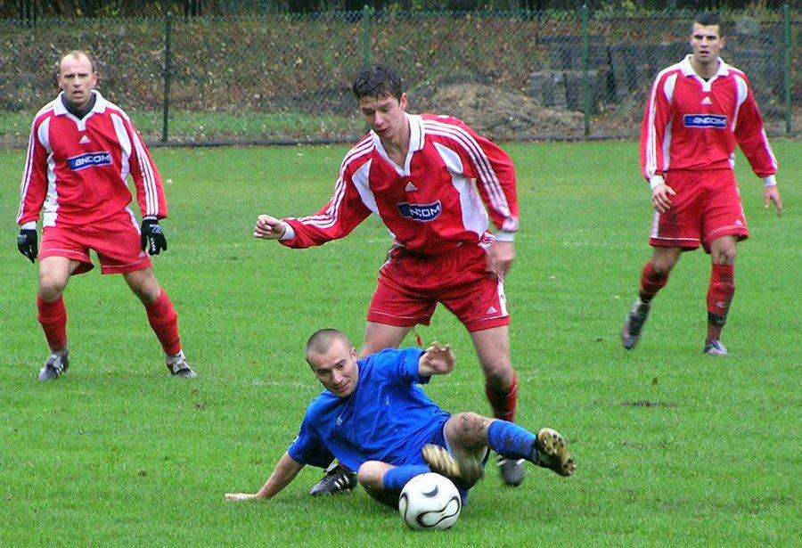 Dziesięć lat temu klub piłkarski z Alwerni odniósł historyczny sukces (ZDJĘCIA)