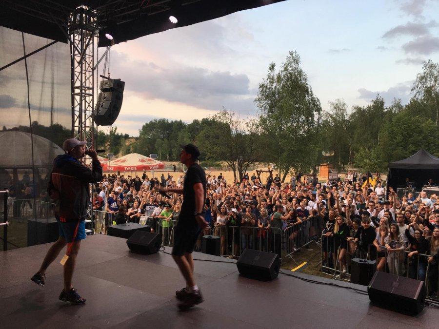 Pierwszy festiwal hip-hopowy nad Balatonem (WIDEO)