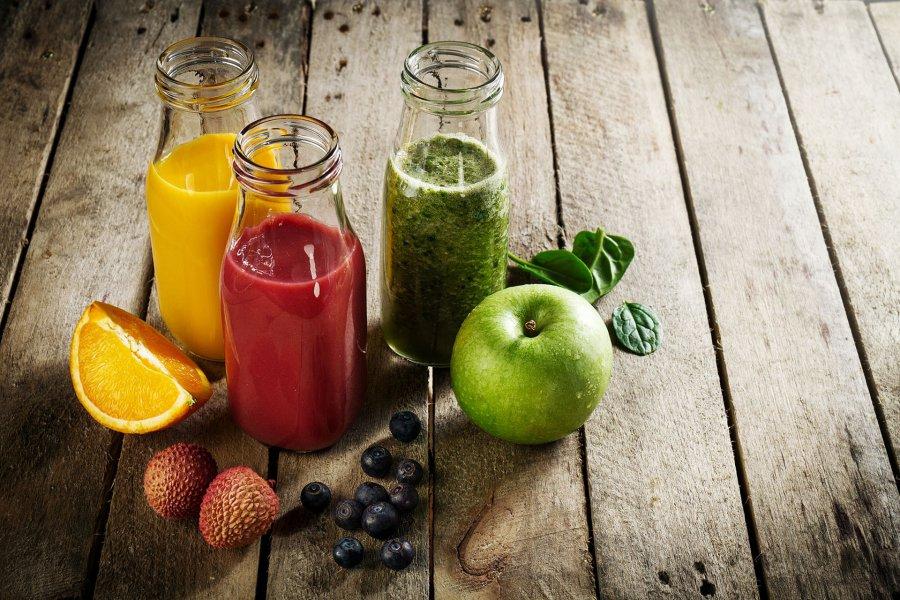 Dieta sokowa, czyli szybki efekt i oczyszczenie