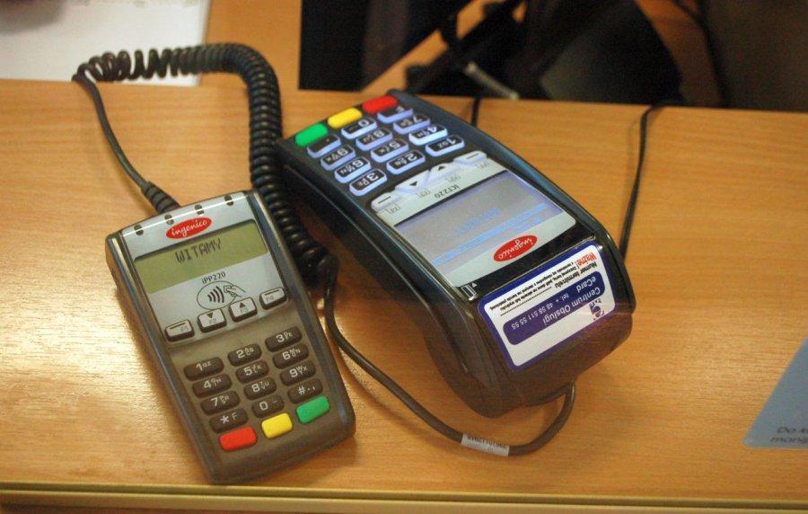 W wydziale komunikacji można płacić kartą