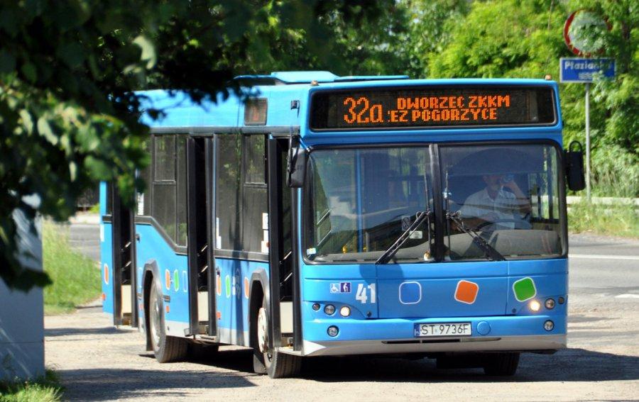 Autobusy ponownie dojadą pod skansen