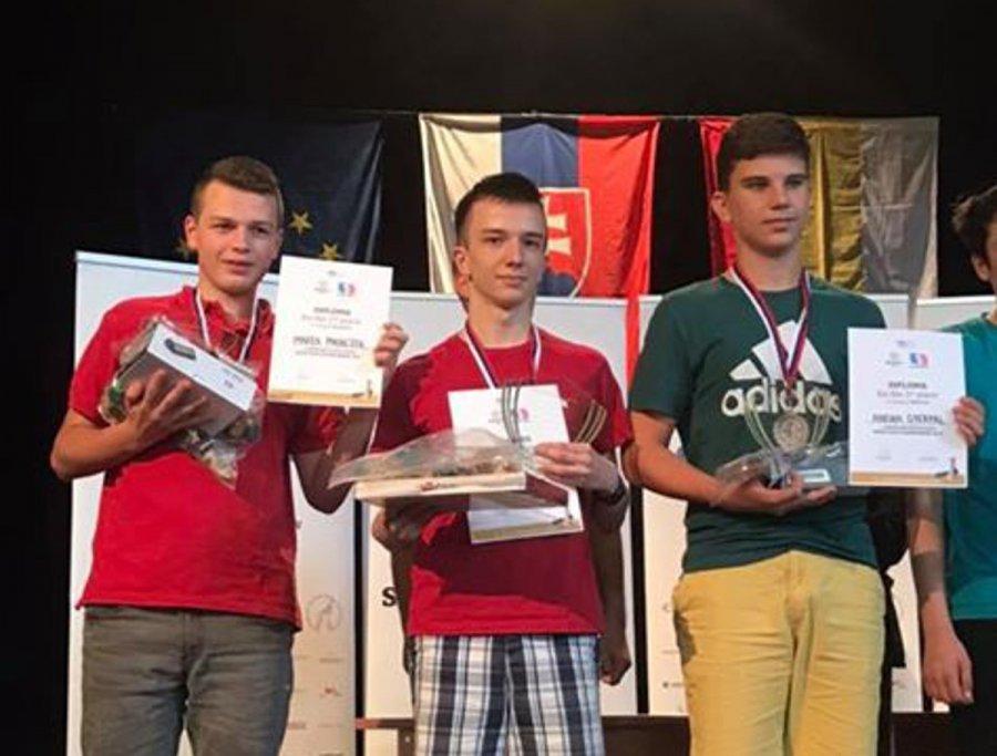 Chrzanowscy szachiści mistrzami Europy