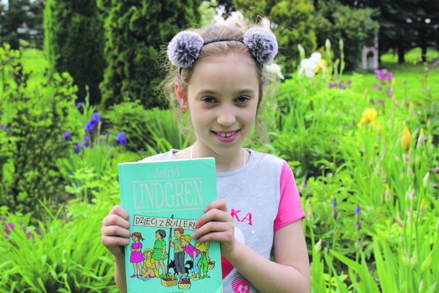 Ulubione książki naszych dzieci
