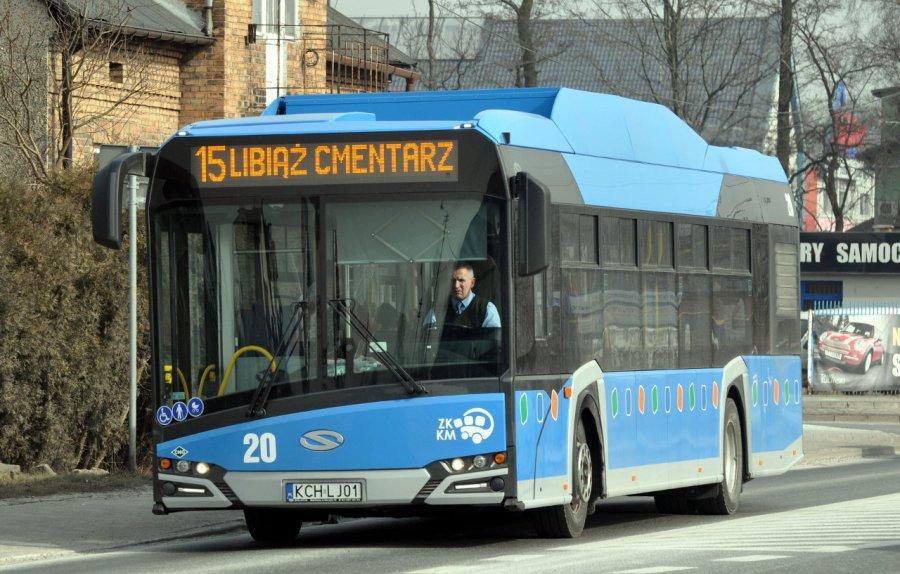 Uwaga pasażerowie. Autobusy nie przyjadą na te przystanki