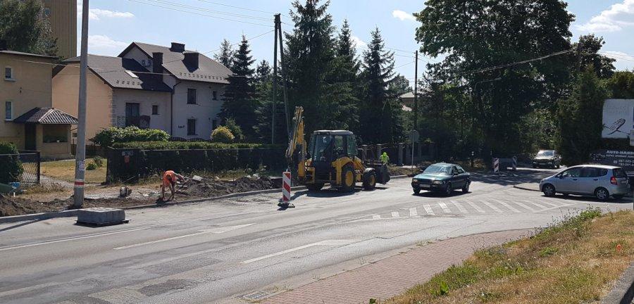 Zaczyna się remont ul. Śląskiej
