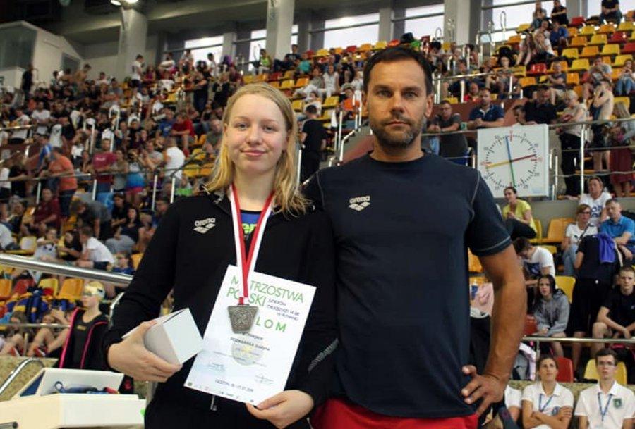 Libiążanka podwójną medalistką mistrzostw Polski