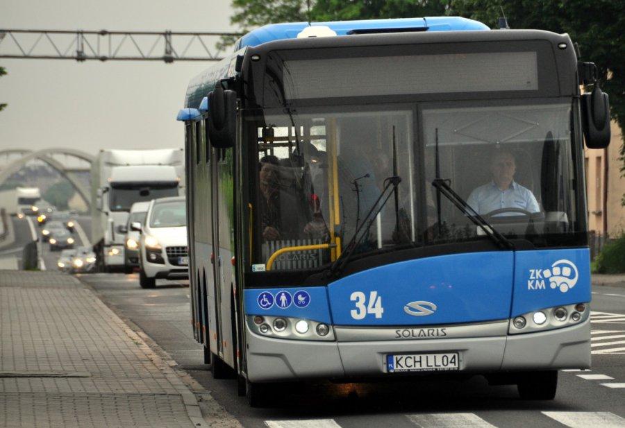 Autobusy znowu zmieniają trasę