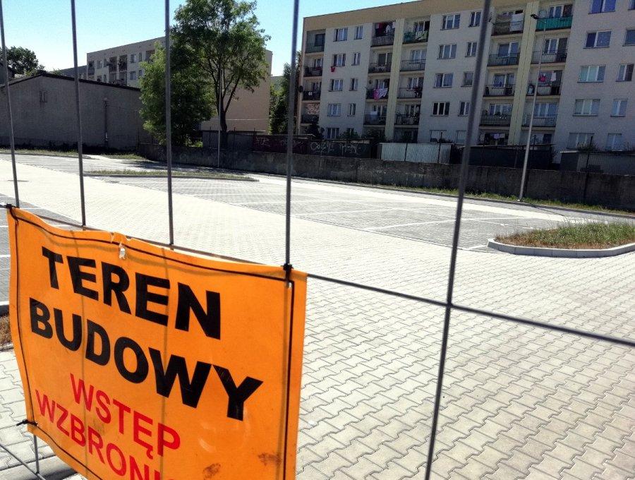 Kiedy wreszcie otworzą ten parking?