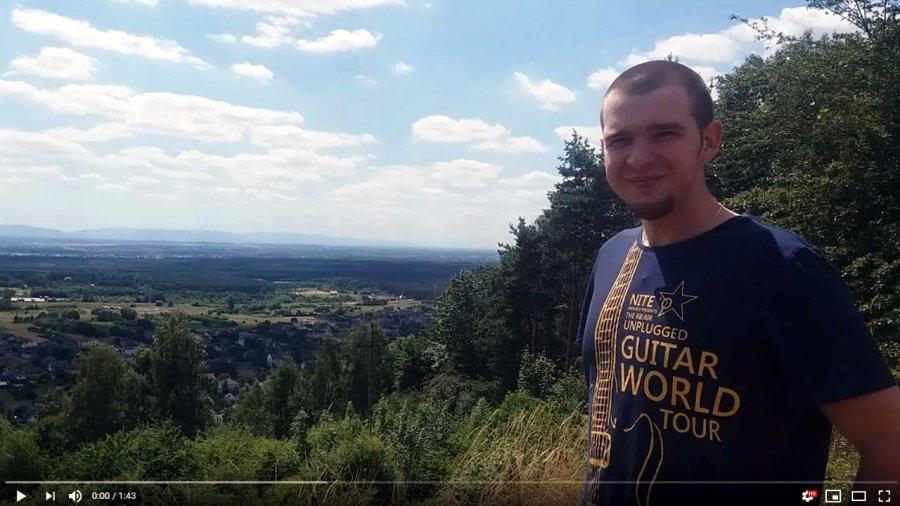 Zobacz najpiękniejsze miejsce w Zagórzu (WIDEO)