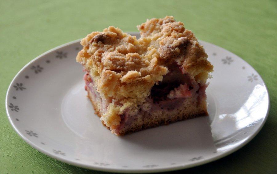 Przepis na błyskawiczne ciasto z owocami