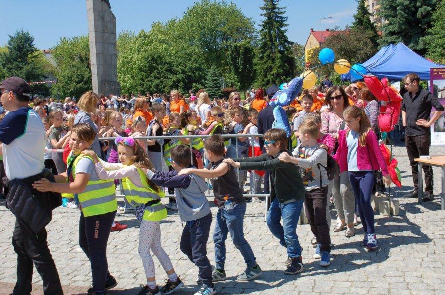 Mieszkańcy Chrzanowa ustanowili rekord Polski