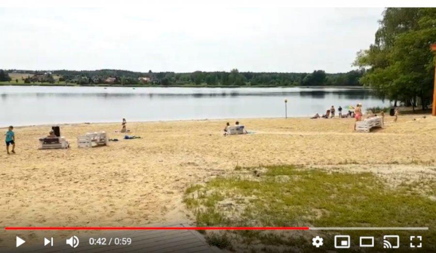 Bakterie wystraszyły plażowiczów (WIDEO)