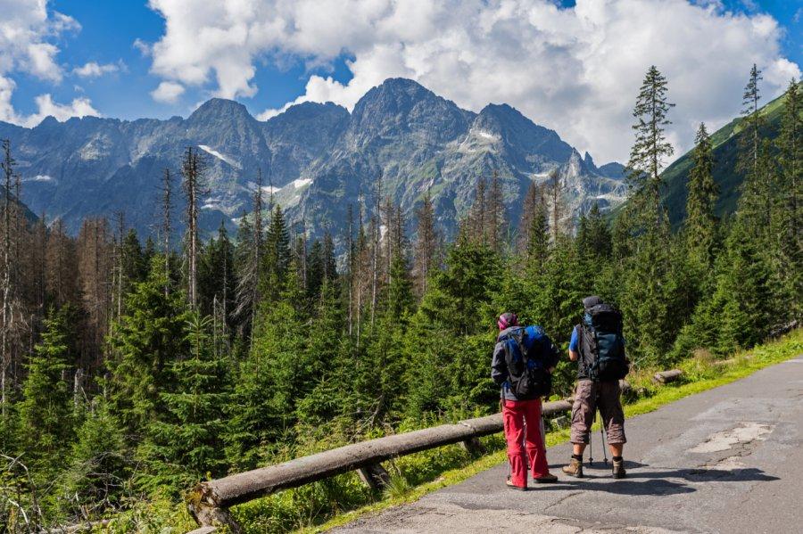 Wycieczki w góry z noclegiem w Zakopanem