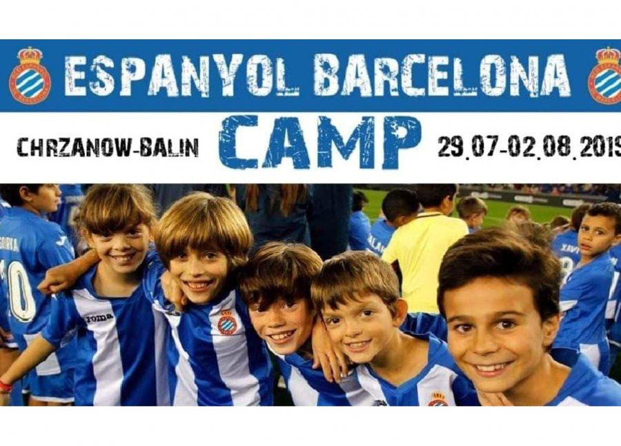 Trenerzy Espanyolu Barcelona przyjadą do Balina