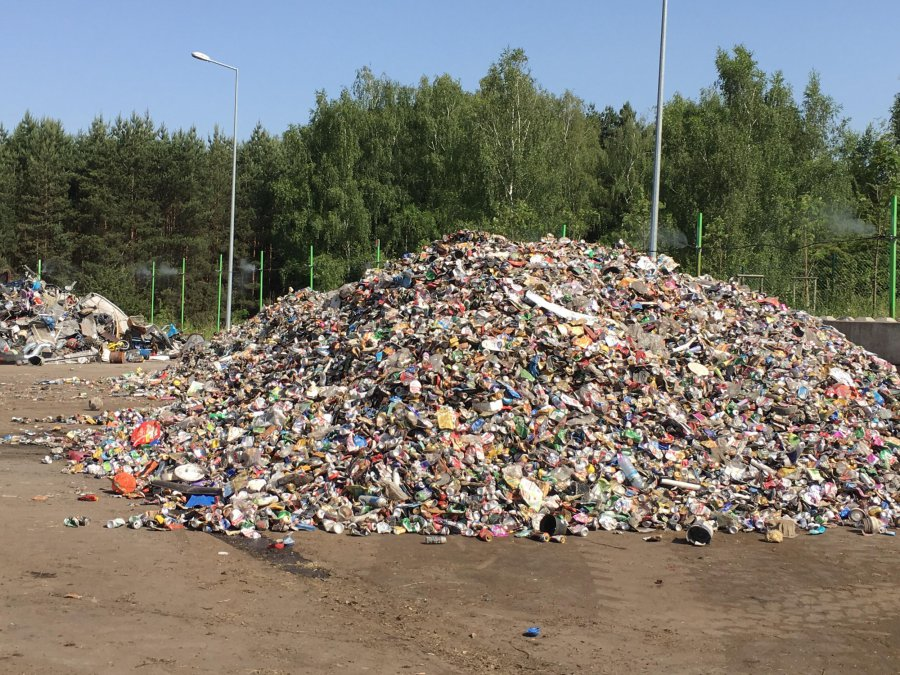 Przetarg na wywóz śmieci. Podejście numer dwa
