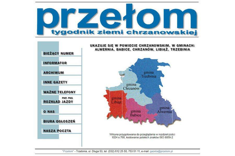 przelom.pl - domena znana od 20 lat!