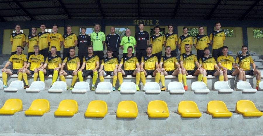 Trzebińscy piłkarze wracają do gry (ZDJĘCIA)
