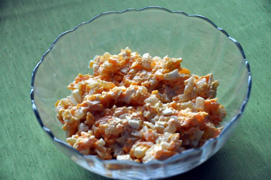 Spróbujcie smacznej sałatki