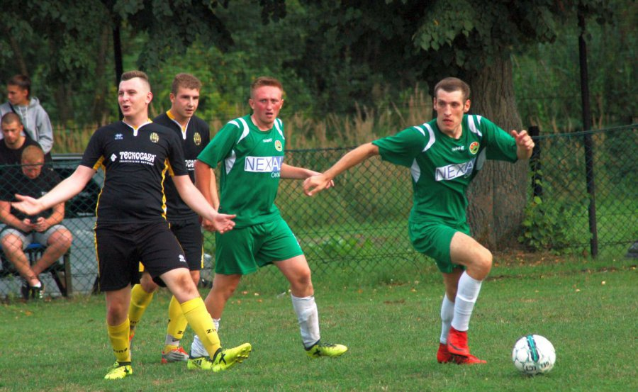 Piłkarze Luszowic sprawili kolejną pucharową niespodziankę (WIDEO, ZDJĘCIA)