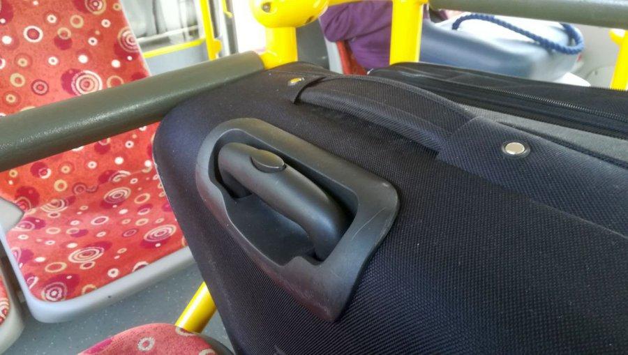 Z walizką za darmo u nas nie pojedziesz