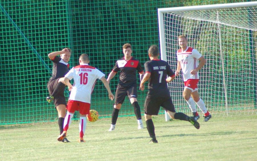 Piłkarze Libiąża pokazali siłę w Gorzowie (WIDEO)