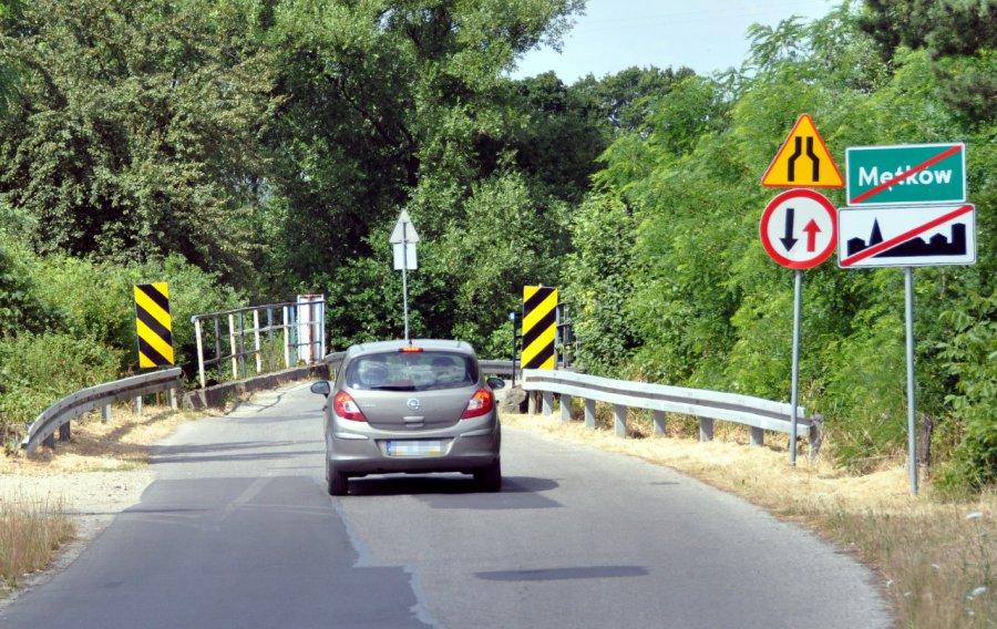 Most nad rzeką Chechło będzie wyburzony