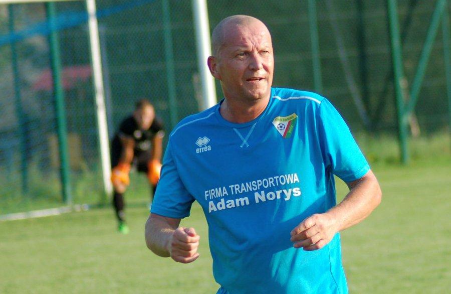 Robert Saternus nie jest już trenerem Żarek. Kto go zastąpił?