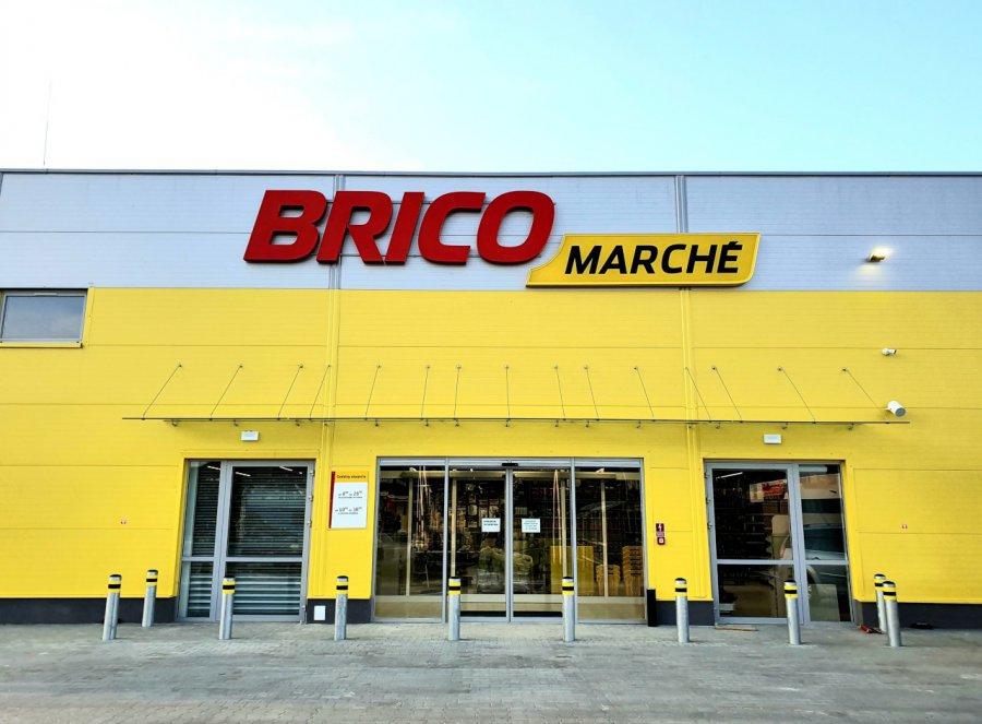 Nowy market w Krzeszowicach