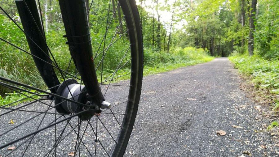 Poprawili drogę rowerową