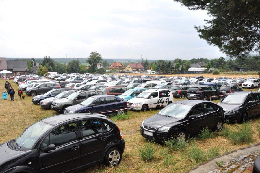 Gdzie zaparkować na Ziemniaczysku