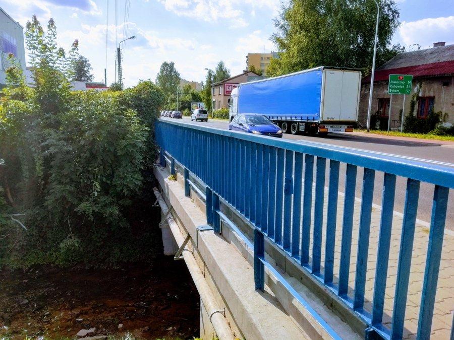 Remont mostu w Chrzanowie