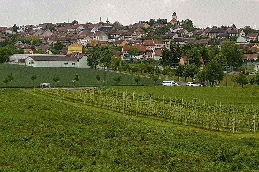 Morawy - kraina słońca i win