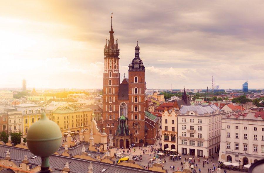 Miasto turystów – jak poruszać się po Krakowie?