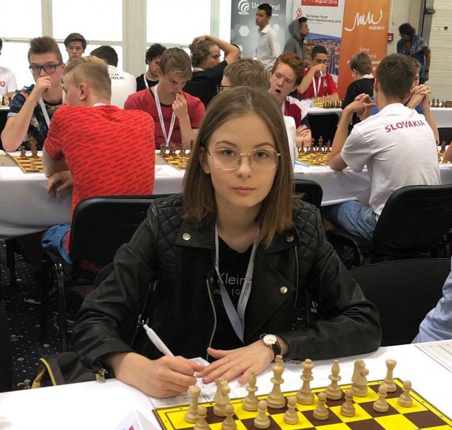 Chrzanowianka mistrzynią świata w szachach