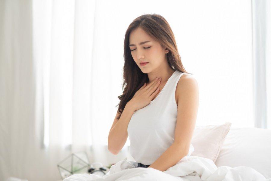 Ból gardła w nocy - jak zwalczyć?