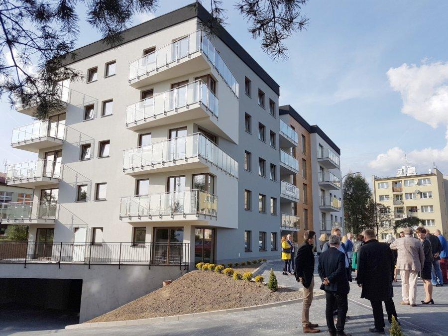 Nowe mieszkania w mieście (WIDEO)