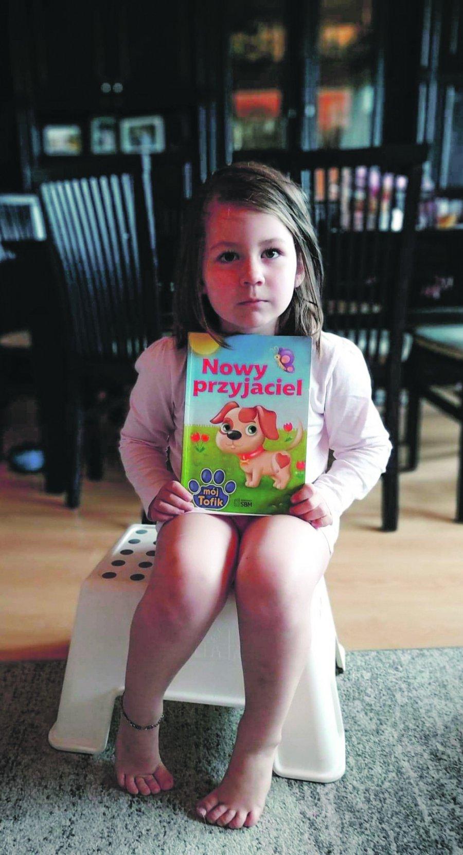 """Zabawa dla dzieci """"Moja ulubiona książka"""""""