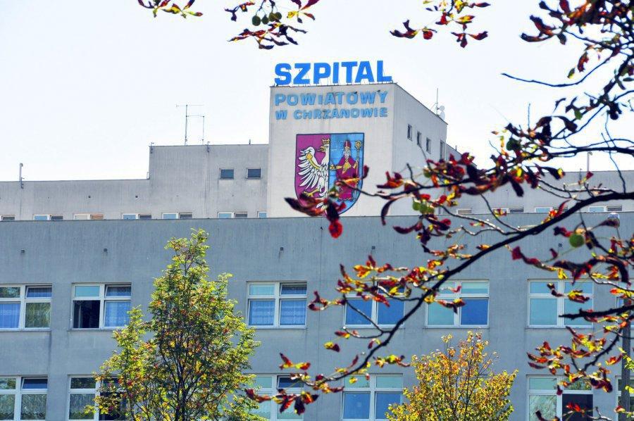 Szpital w Chrzanowie przebadał najwięcej pacjentów