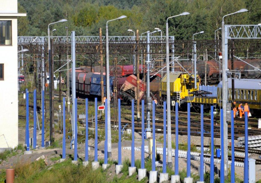 Pociągi nie jeżdżą