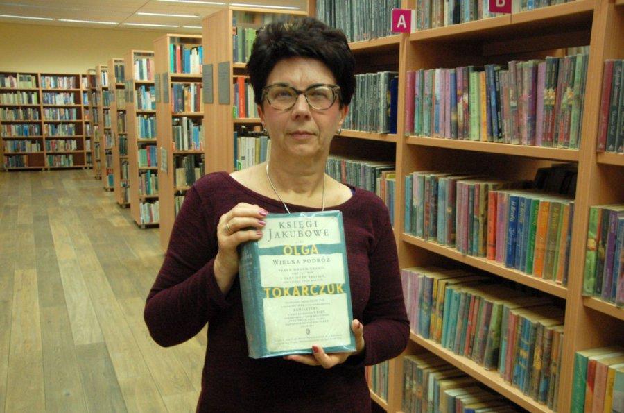 Czytelnicy i bibliotekarze cieszą się z literackiego Nobla dla Olgi Tokarczuk