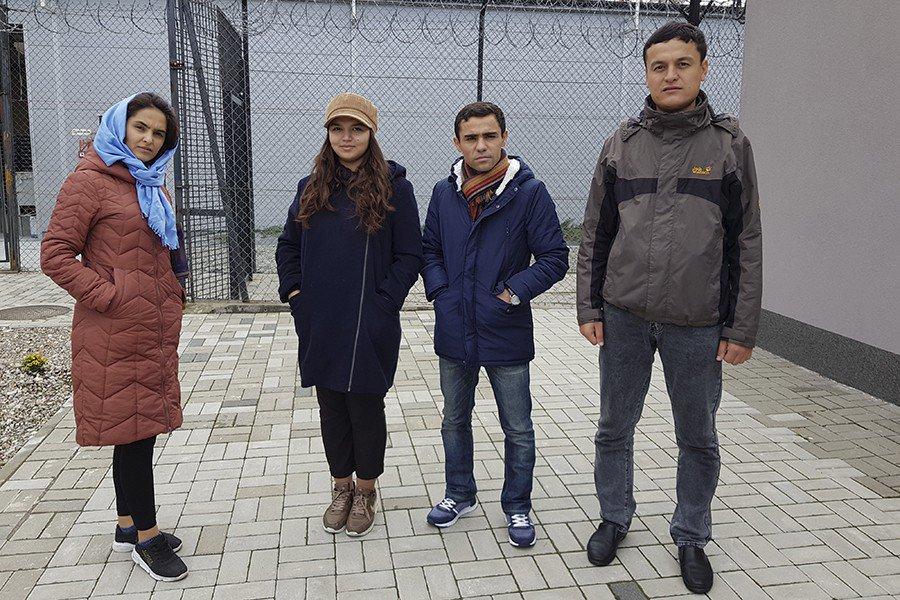 Goście z Azji odwiedzili powiat chrzanowski