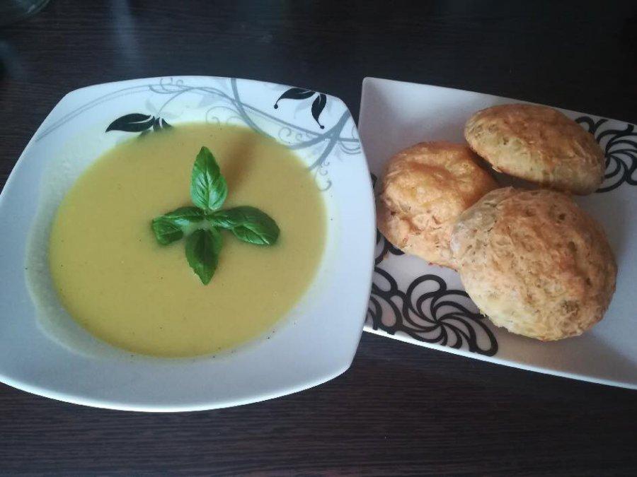 Aromatyczna zupa rodem z Francji